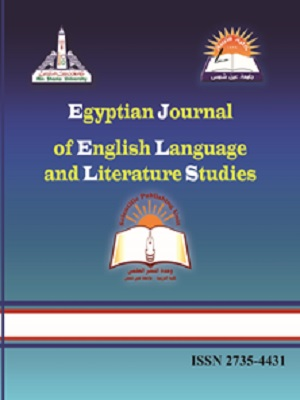 Egyptian Journal of English Language and Literature Studies